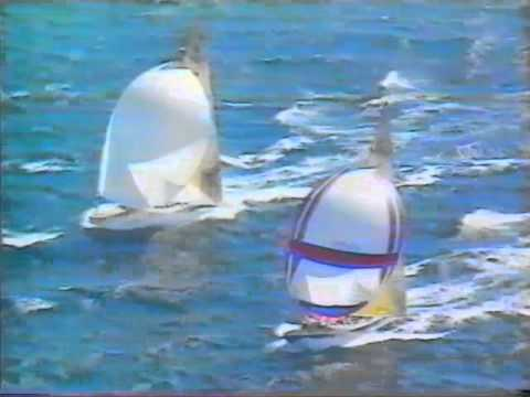 America's Cup 1987 The Best of