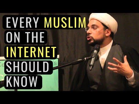Shocking: Social Media behavior of Muslims in 2019 - Sheikh Mohammed Al Hilli