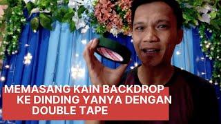 Video CARA MEMASANG DEKORASI KAIN PADA DINDING TANPA STANDING BACKDROP download MP3, 3GP, MP4, WEBM, AVI, FLV Oktober 2019