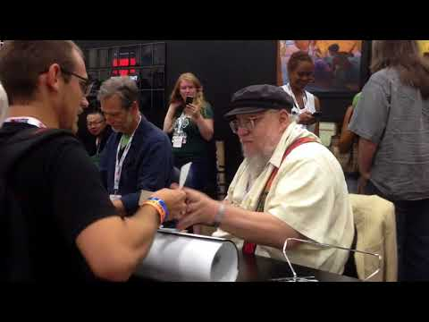 The Birth of Hand Drawn and Quartered - SDCC 2013