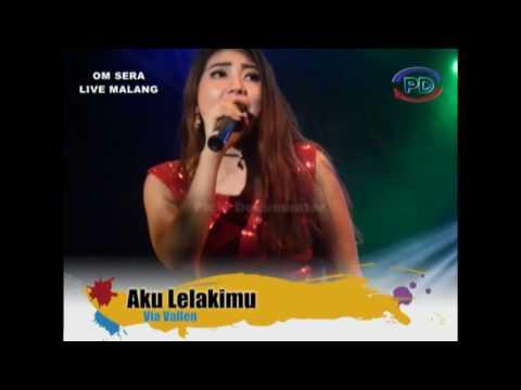 Aku Lelakimu - Via Vallen - OM Sera Live Malang September 2016