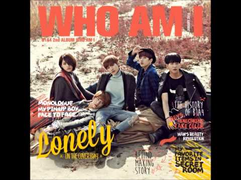 B1A4- Lonely (Full Audio/MP3 DL)