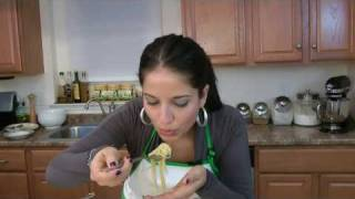 Linguine, Clams & White Wine Sauce Recipe - Recipe By Laure Vitale - Laura In The Kitchen Episode 67
