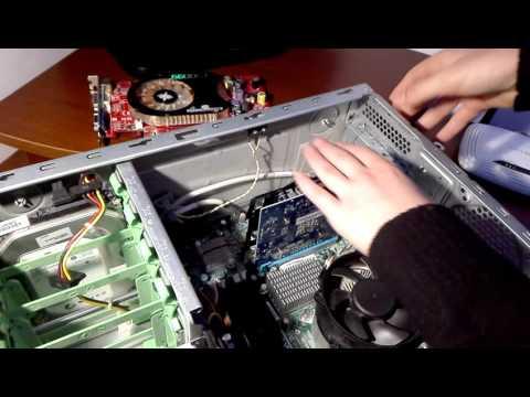 Asus Geforce GT 730 2gb DDR3 128biti video card Installation