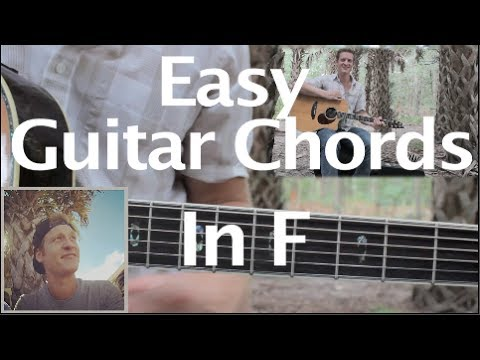 CHORDS IN THE KEY OF F