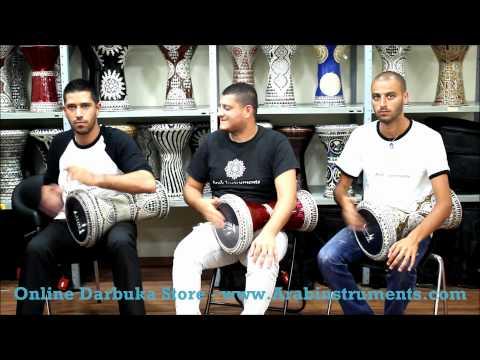 Belly Dance Music - Sombaty Doumbek - Arabic Music