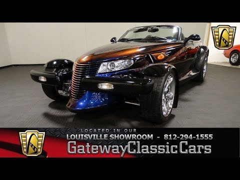 1999 Plymouth Prowler (Supercharged) - Louisville Showroom - Stock # 2014
