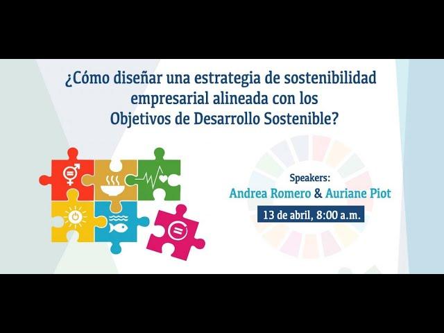 ¿Cómo diseñar una estrategia de sostenibilidad empresarial alineada con los ODS?