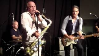The Black Sorrows -  Stir it up, Tryckhallen, Fbg 150828