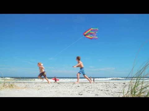 Florida Travel: Eat, Bike, Surf and Play on St. Augustine Beach