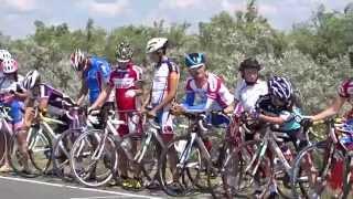 Велоспорт - шоссе, г. Гай - п. Ириклинский