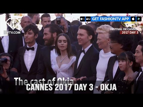 Cannes Film Festival 2017 Day 3 Part 3 - Okja | FashionTV