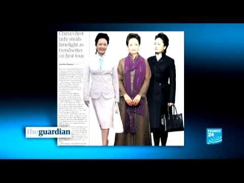 FRANCE 24 Revue de Presse- Xi Jinping et sa femme en Afrique - Fleur Pellerin, star en Corée du Sud