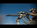 세계 최초의 기관총 (게틀링)의 치명적인 위력