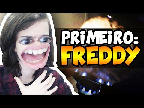 PRIMEIRO O FREDDY! - THE JOY OF CREATION: REBORN