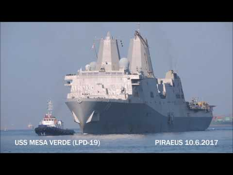 USS MESA VERDE (LPD-19)