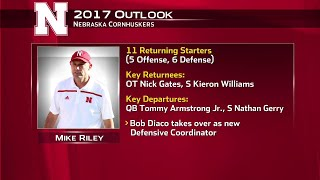Husker Players Preview 2017 Season.