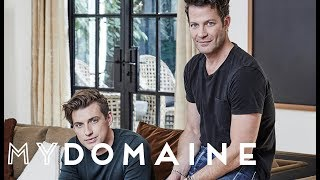 At Home With Nate Berkus and Jeremiah Brent | MyDomaine