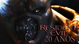 Saga Resident Evil (20 Anos) - Parte 1