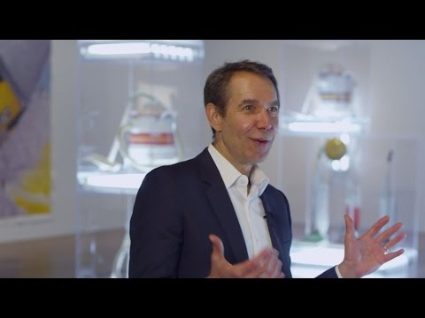 Jeff Koons on The New