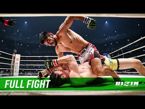 Full Fight | 矢地祐介 vs. ホベルト・サトシ・ソウザ / Yusuke Yachi vs. Roberto Satoshi Souza - RIZIN.22