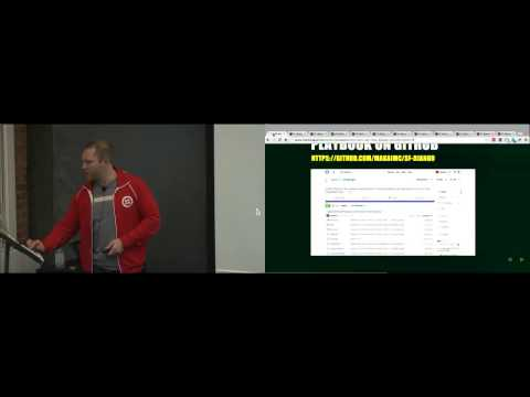 San Francisco Django - Automated Django Deployments with Ansible (Jan 2014)