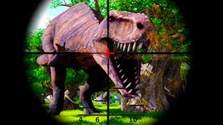 Download Video Giant Dinosaur Hunter 2018 #2 (by X Spark Studio) Android Gameplay Trailer MP3 3GP MP4