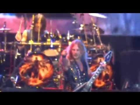 Judas Priest Breaking the Law Live Force Metal Fest Guadalajara 2015