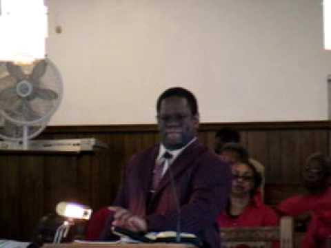 Mount Mission Missionary Baptist Church -  Fellowship - July 19, 2009 at St Paul MB Church - Part 2