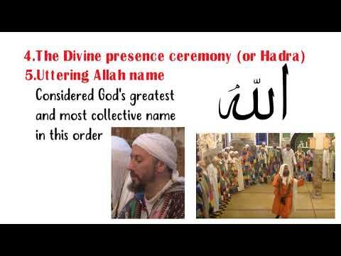 The Karkaraya Sufi Order Characteristics