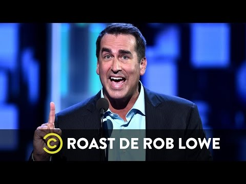 Rob Riggle  Roast de Rob Lowe