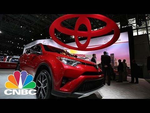 Toyota Recalls 3.37M Cars Worldwide Over Safety Concerns: Bottom Line | CNBC