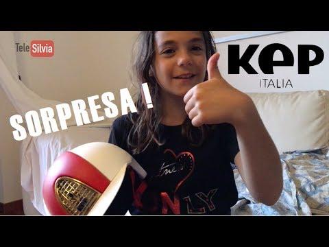 kep Italia sponsor di TeleSilvia