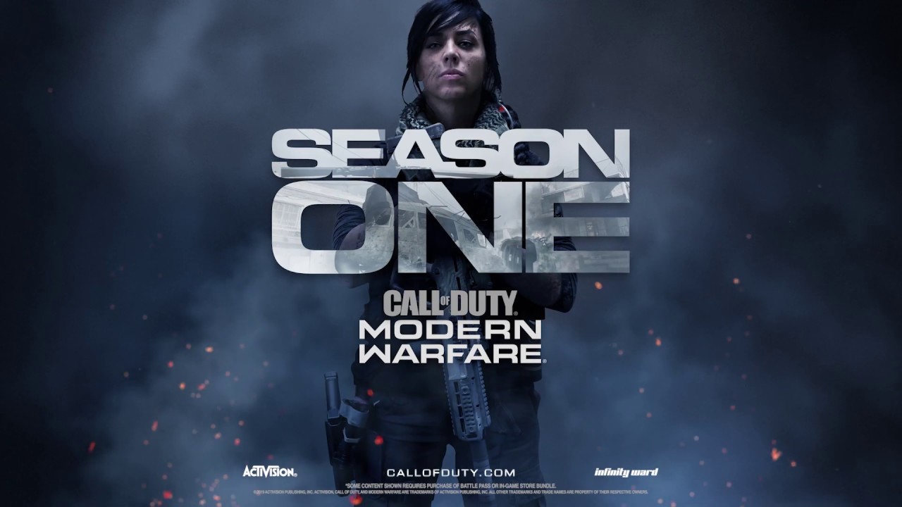Call of Duty: Modern Warfare Official - Season One Trailer
