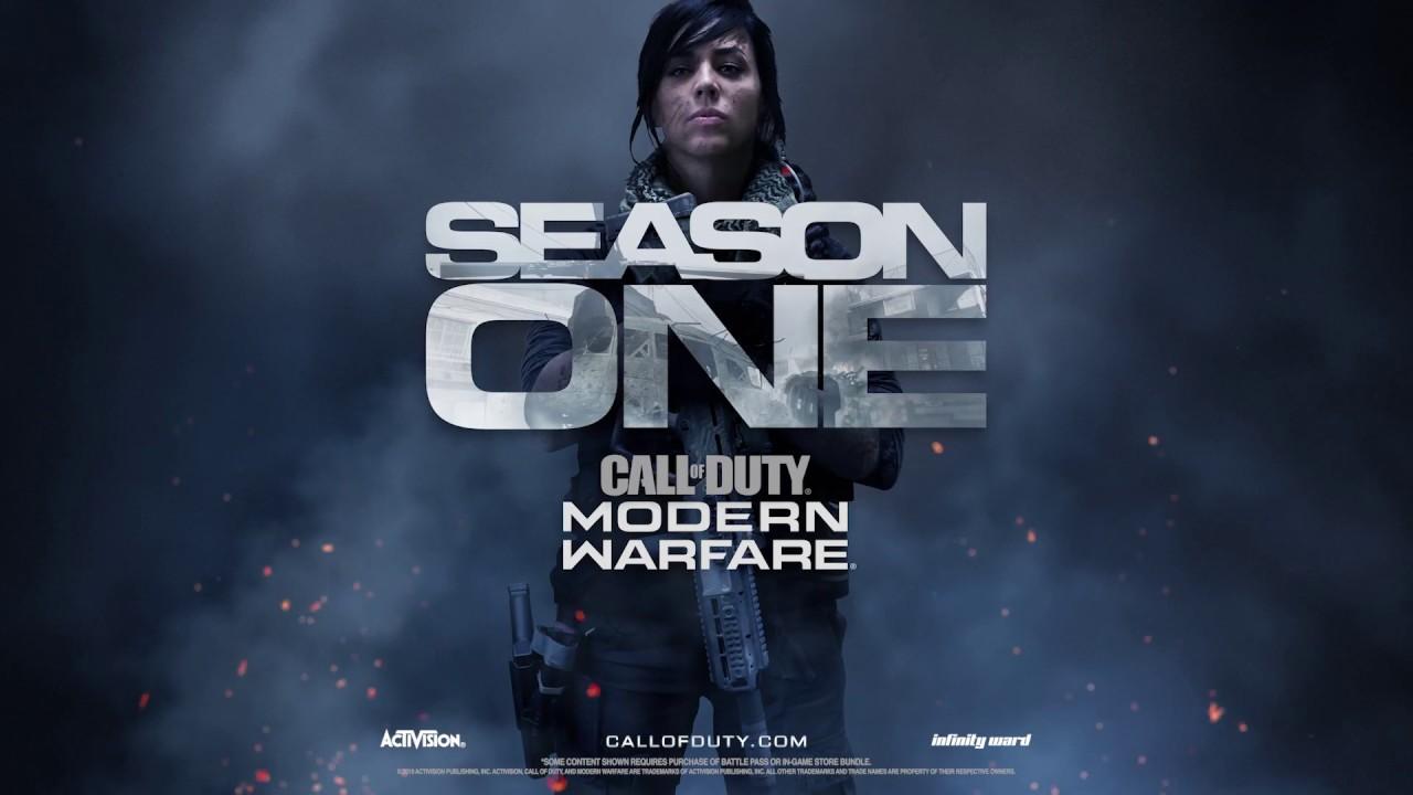 Call of Duty: Modern Warfare Official - Season One Trailer