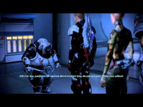 Let's play Mass Effect 2 #19 - Samara, co má kozy jako vozy!