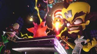The Hardest Game I Ever Played - Crash Bandicoot N'Sane Trilogy - Uncut Fails & Funny Moments