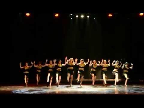 Graduation 2016 - Boogie Original by Rhythm Hoppers Chorus Line