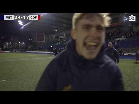Cardiff Met Vs Cardiff Uni #CardiffClash