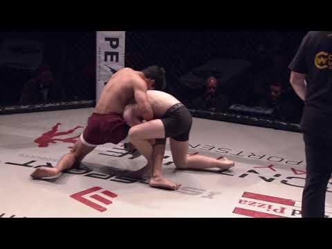 MIKKELSEN VS TOVSRUD  - Amateur MMA Contest #CWSE24