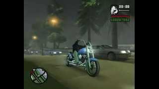 GTA: San Andreas - Last Run - ft. Young Hearts Be Free by Rob Stewart