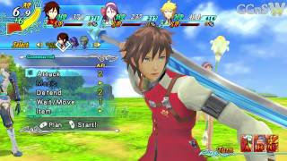 Ⓦ Arc Rise Fantasia ▪ 1080p Gameplay on Dolphin Emulator