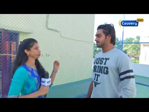 Exclusive interview with Indian test cricket player | Vijay Shankar