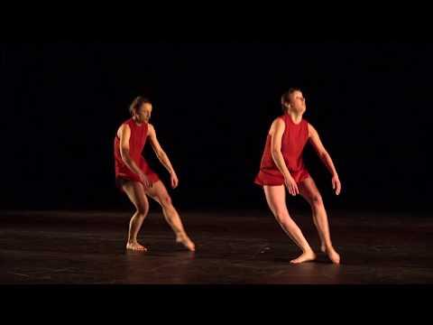 UPPA Danse 2016 - Catégorie Contemporain - Duo