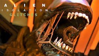 Alien Isolation [Glitches]: The Friendly Xenomorph