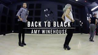 Back To Black (Amy Winehouse)   Step Choreography