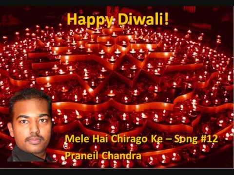 Praneil Chandra - Fiji Song #12 - Mele Hai Chirago Ke - Auckland New Zealand