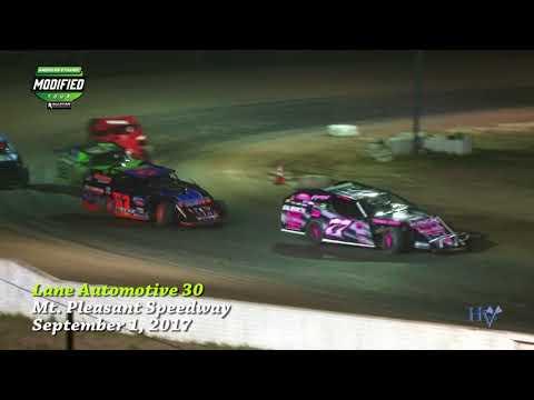 9 1 17 AEMODT Mt Pleasant Speedway
