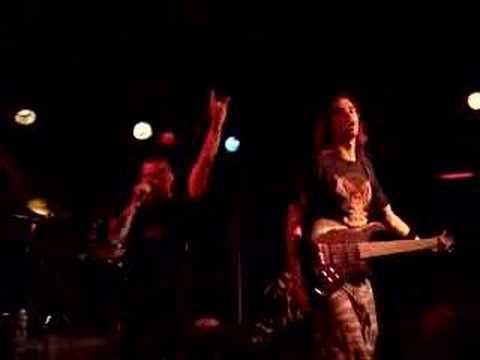 Forever In Terror - Shameless Crusifixion (Live)