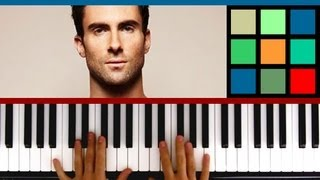 "How To Play ""Payphone"" Piano Tutorial (Maroon 5 ft. Wiz Khalifa)"